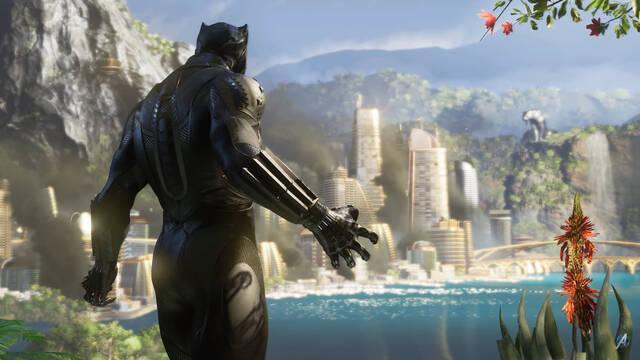 Marvel's Avengers llega a las nuevas consolas y anuncia la expansión de Black Panther