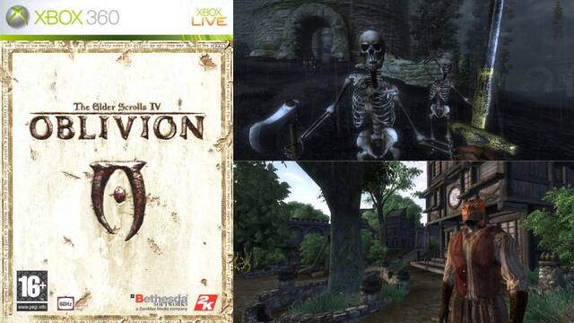 Oblivion 15 aniversario