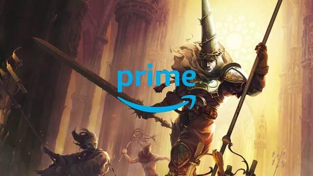 Blasphemous gratis con Amazon Prime