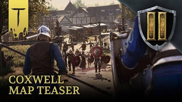 Chivalry 2 presenta su mapa Coxwell y la brutalidad del combate en vídeo