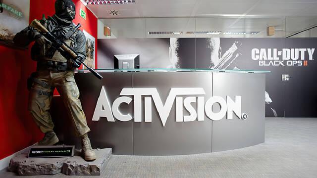 Activision prepara más despidos con el cierre de sus oficinas en Europa