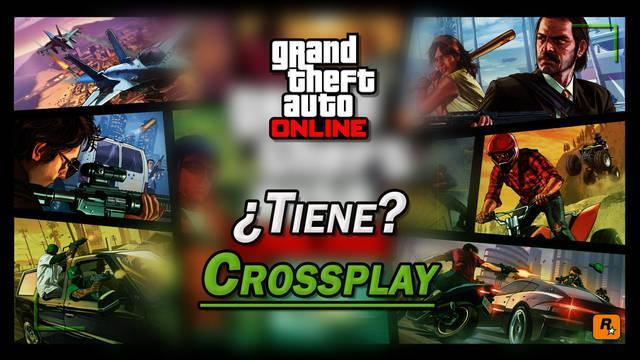 GTA Online: ¿Tiene cross-play (juego cruzado) y cross-save?