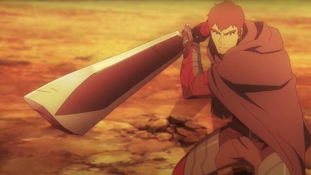 Dota: Sangre de dragón anime Netflix tráiler oficial