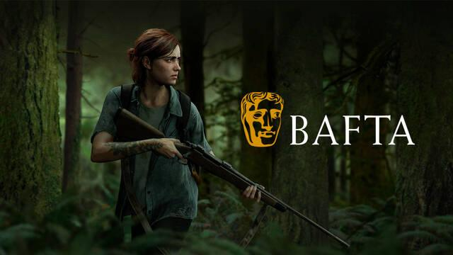 Nominados Bafta The Last of Us 2 récord