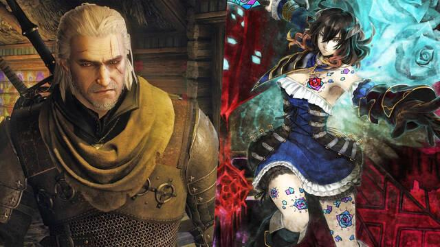 Xbox Game Pass The Witcher 3 Bloodstained