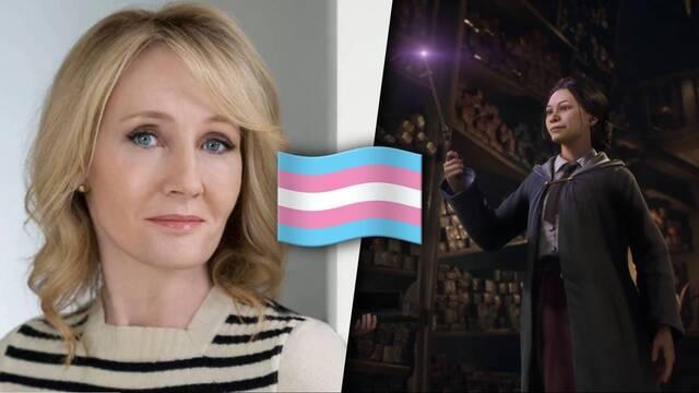 Hogwarts Legacy permitirá crear personajes trans.