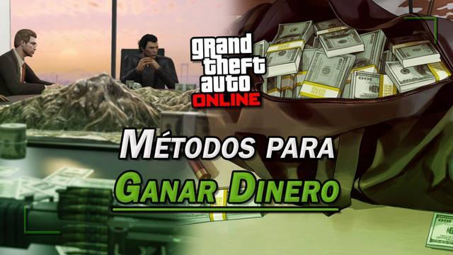 ¿Cómo ganar dinero en GTA Online? los MEJORES métodos ¡sin trampas! (2021)
