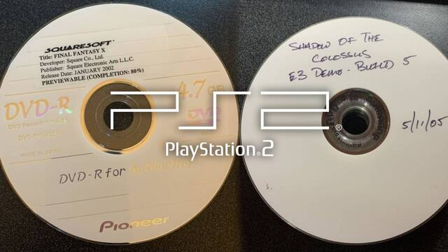 Publican más de 700 prototipos de juegos de PS2.