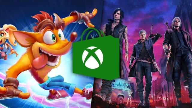 Nuevas ofertas en Xbox One y Xbox Series X/S.