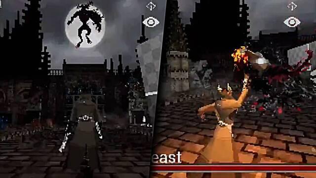 Nuevo vídeo de Bloodborne PSX.