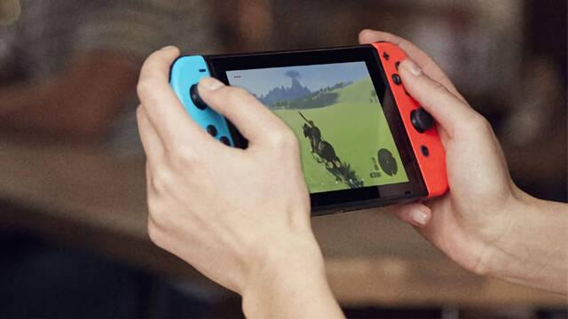 Nintendo Switch Pro fecha de lanzamiento potencia nvidia dlss