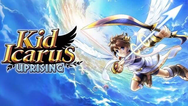 Kid Icarus Uprising secuela remake