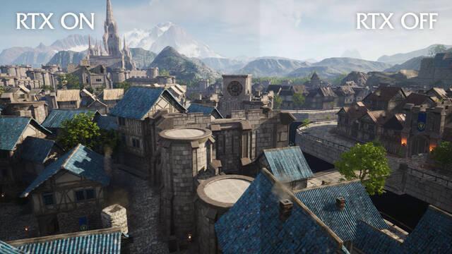 World of Warcraft con trazado de rayos