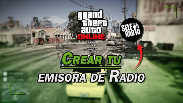 GTA Online: Cómo crear tu propia emisora de radio personalizada en PC