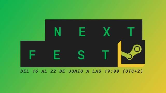 Steam celebrará su próximo Next Fest del 16 al 22 de junio.