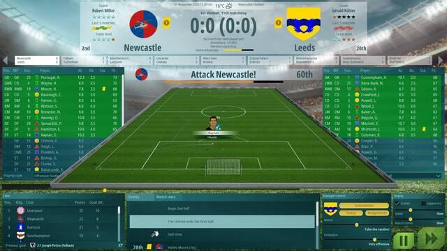 We Are Football, un juego de gestión fubtolística, llegará el 10 de junio a PC.