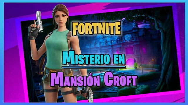 Fortnite: Misterio en la Mansión Croft; cómo jugar al mapa del Modo Creativo