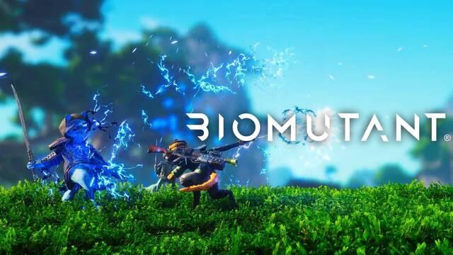 Nuevo tráiler gameplay de Biomutant.