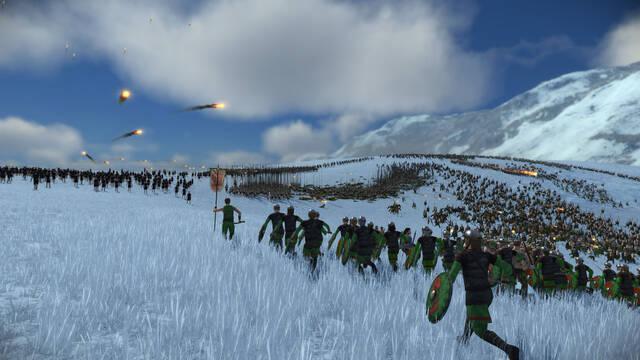 Total War ventas numero de jugadores
