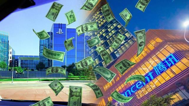 Top 10 de compañías de videojuegos con más ingresos de 2021.