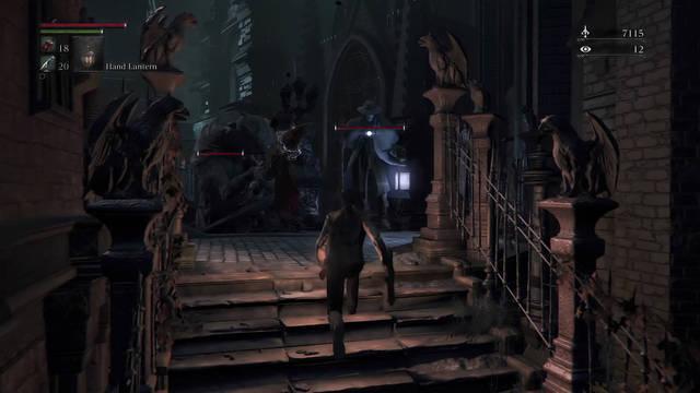 Bloodborne 60 fps 4K PS5