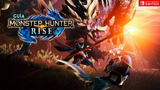Guía Monster Hunter Rise: trucos, consejos y secretos