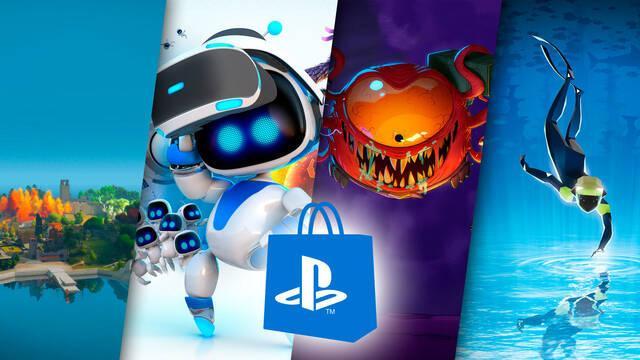 Ya puedes descargar gratis 9 juegos de PS4: Horizon Zero Dawn, Subnautica, Astro Bot y más