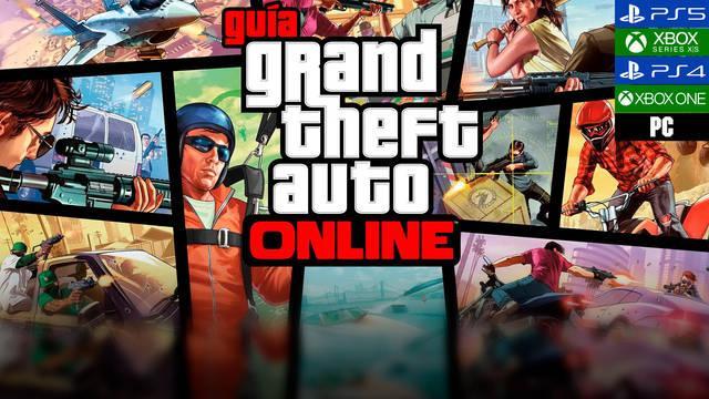 Guía GTA Online: trucos, consejos y secretos
