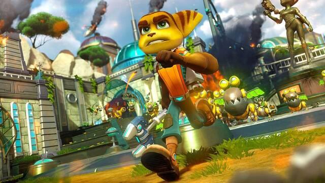Ratchet & Clank recibirá modo 60fps en PS5