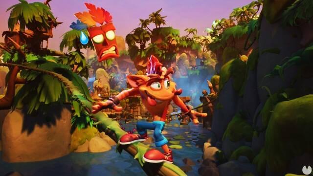 Crash Bandicoot 4 también se cayó con los servidores de Blizzard