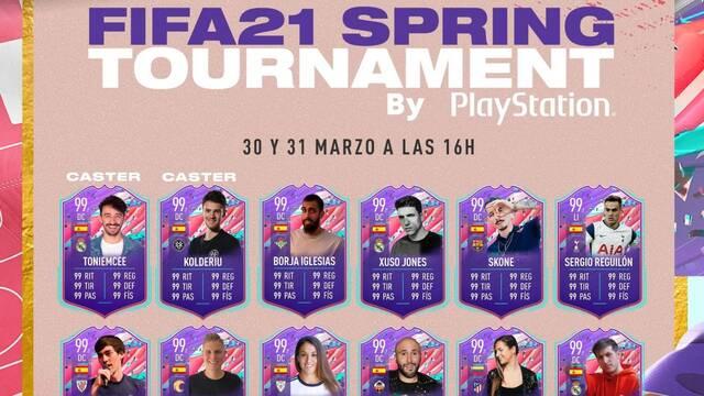 FIFA 21 presenta un nuevo torneo con Borja Iglesias, Reguilón o Chuty