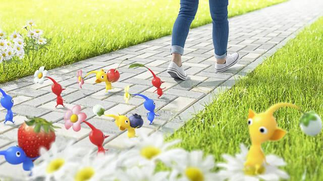 Pikmin Android iPhone Niantic