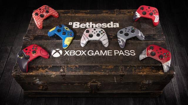 Xbox mandos Bethesda sorteo