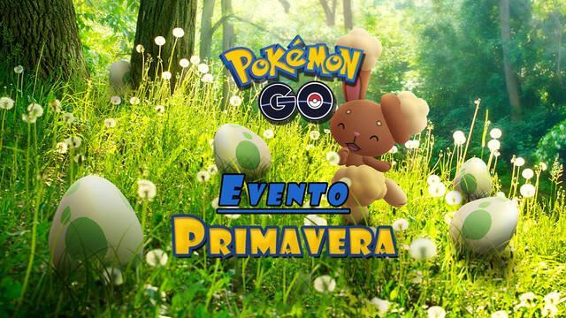 Pokémon GO: Evento de primavera con Mega-Lopunny y coronas de flores