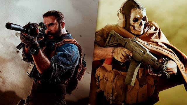Call of Duty: Warzone y Modern Warfare reducen su peso con la nueva actualización