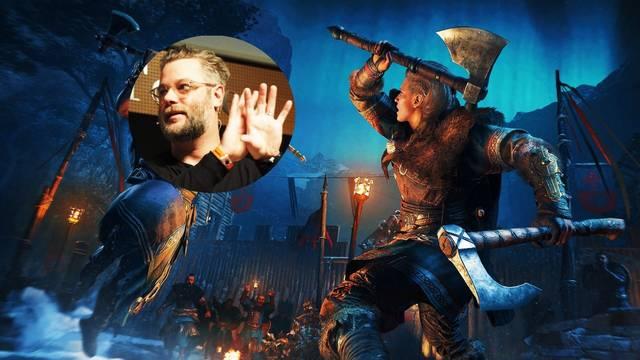 Cory Barlog y los Assassin's Creed