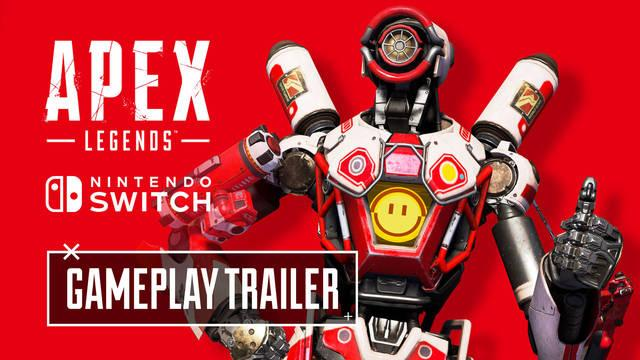 Apex Legends tráiler en Nintendo Switch