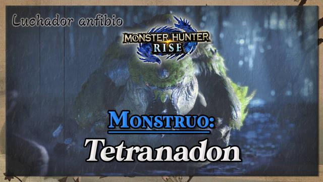 Tetranadon en Monster Hunter Rise: cómo cazarlo y recompensas