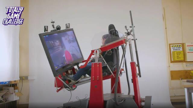 Mario Kart Live Home Circuit simulador