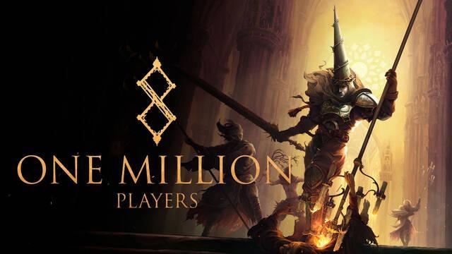 Blasphemous logra un millón de jugadores