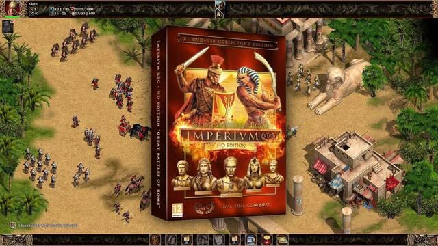 Imperivm RTC: HD Edition arranca su campaña en Kickstarter.
