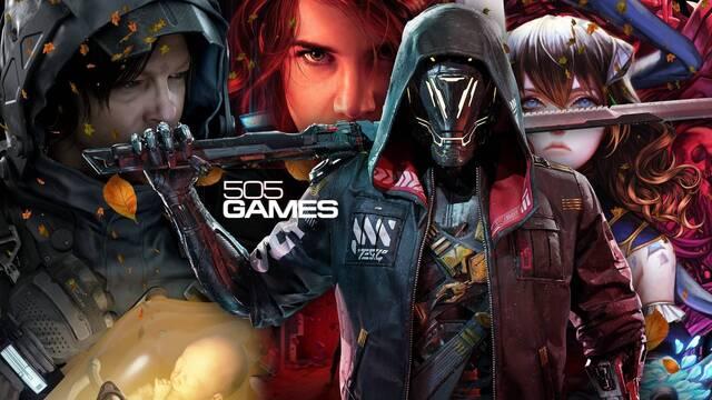 505 Games adquiere la IP de Ghostrunner.