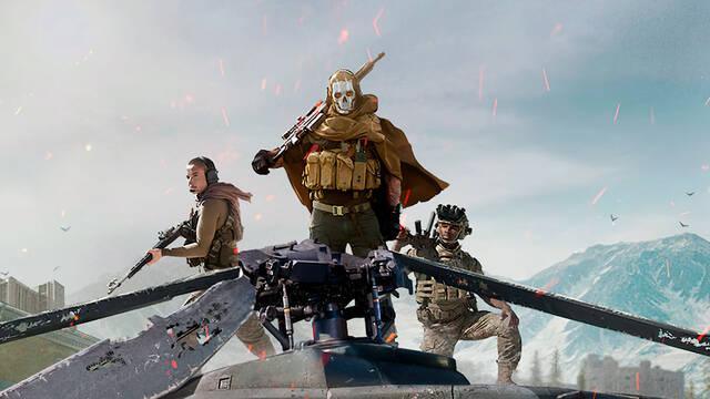 Pack de texturas para Call of Duty Warzone y Modern Warfare