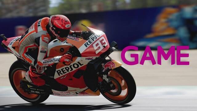 GAME abre las reservas de MotoGP 21 y regala un DLC exclusivo.