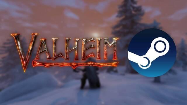 Valheim supera los cinco millones de unidades vendidas en Steam.