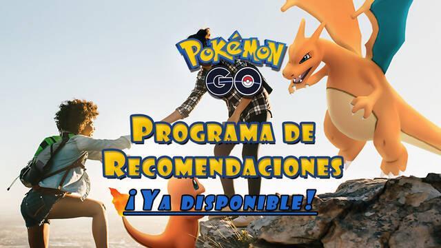 Pokémon GO: Programa de recomendaciones ya disponible; ¿cómo invitar amigos?