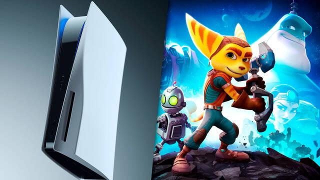 Ratchet & Clank de 2016 ya funciona a 60 fps en PS5