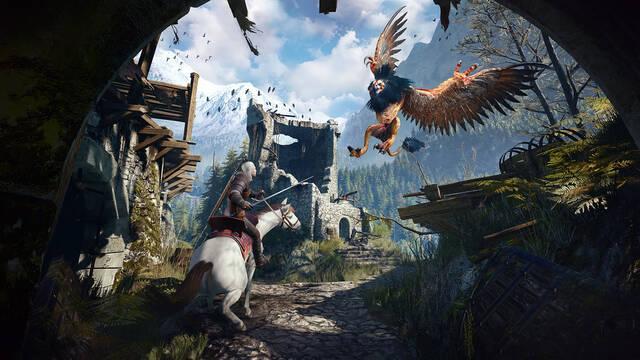 The Witcher 3 PS5 Xbox Series X/S fecha de lanzamiento