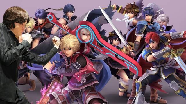 Masahiro Sakurai y los espadachines del Smash