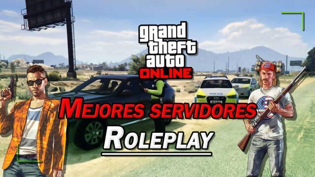 GTA Roleplay 2021: Los MEJORES servidores en español - TOP 10